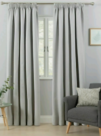 Curtains 66 inch By 72 inches