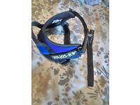 Julius K9 mini harness with Y belt