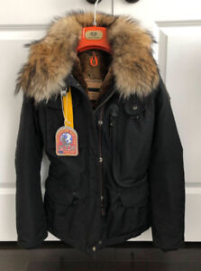 Parajumpers Denali Jacket in Black (XXS) for Woman