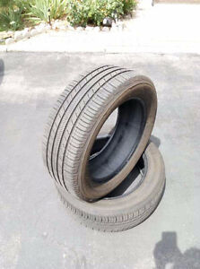205/55/16 Michelin Premier All Season Tire in good cond