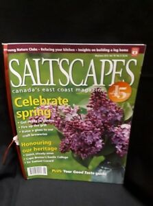 May/June 2015 Saltscapes Canada's East Coast Magazine