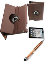 For Apple iPad Mini 1 2 3 New 360 Rotating Magnetic PU Leather C