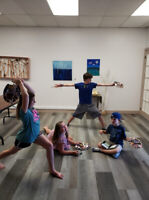 Kids Art and Yoga PA Day Camp, Val Caron, ON