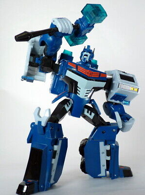 Transformers Animated ULTRA MAGNUS Complete Leader figure