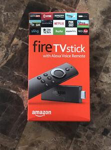 Amazon FireStick w/ Kodi