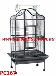 180cm Large Bird Cage Pet Parrot Aviary Budgie Perch Castor Wheel Mordialloc Kingston Area Preview
