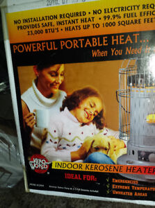 Kero-World Convection Kerosene Heater