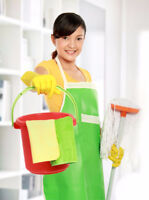 Eva's Premier Cleaning will sweep you away