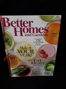 January 2016 Better Homes and Gardens