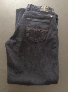 GUC Lucky Brand Easy Rider Black Women's Jeans size 10