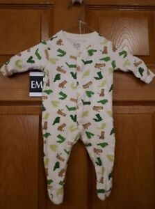 White Tree Joe Pyjamas Size: 0-3 Months