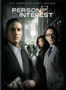 Tv Series DVD/ Person Of Interest Complete Dvd 6 Disc Box Set 1