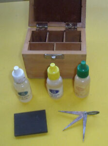 Gold testing kit West Island Greater Montréal image 1