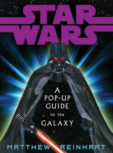Star Wars - A Pop Up Guide to the Galaxy Hardcover