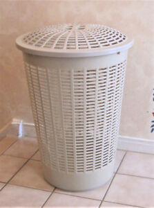 Laundry Basket/Hamper By Keter Plastics Made In Israel