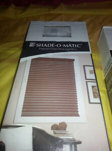 Window shades new in box