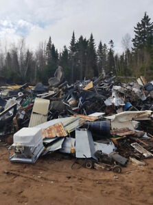 APPLIANCE AND SCRAP METAL DROP OFF SITE
