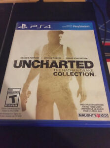 Nathan Drake Collection (Used w/minimal scratches)