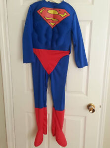 "Size Small Kid's ""Superman"" Costume for Sale!"