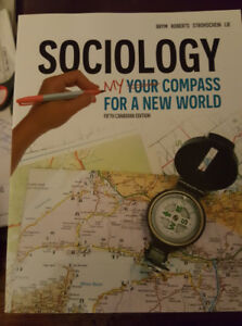 NEVER USED TEXTBOOK - SOCI 260/261