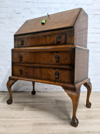 Vintage Writing Bureau (DELIVERY AVAILABLE)