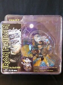 Iron Maiden action figure Live After Death Eddie