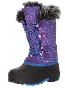 Brand New Kamik Toddler Girls Size 10 Purple Winter Snow Boots