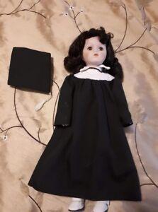Porcelain Graduation doll