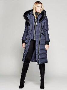marciano long down jacket size Xsmall - $200
