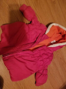 Winter coat (girl 6-12 months) / Manteau hiver (fille 6-12 mois)