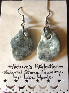 Narural stone jewelry ,Earrings- by Lise Marie