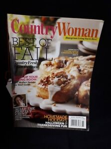 October November Country Woman