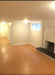 3 bdrm Basement whitby