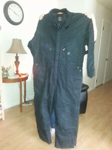 Mens Walls Canvas Coveralls