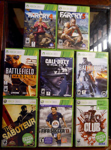 Ultimate Battle Action Package Of 8 Games