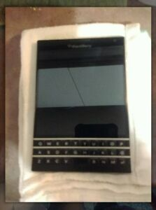 Blackberry Passport avec Telus