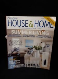 July 2012 Canadian House & Home