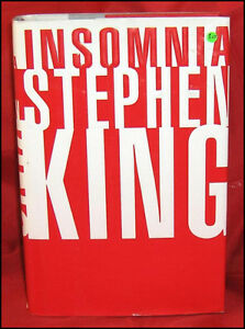 Stephen King Hardcover Book Insomnia Belleville Belleville Area image 1
