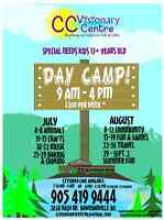 Summer Day Camp for Special Needs Adults 13 and up
