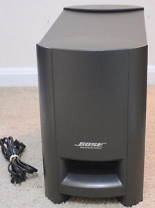 Bose Model PS3-2-1 Series III Powered Speaker System Subwoofer