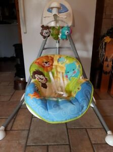 Fisher Price Cradle & Swing