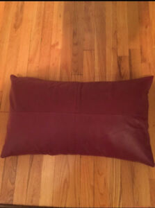 Coussin en cuir - Leather Accent Cushion