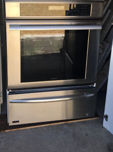 """Thermador Wall Oven Model # ME301ES 30 """" + Warming Drawer"""