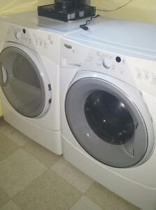 Whirlpool Duet Front Load Washer and Dryer (SOLD PENDING PICK UP