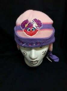 Pink and Purple Abby Cadabby Hat