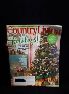 December 2016 Country Living