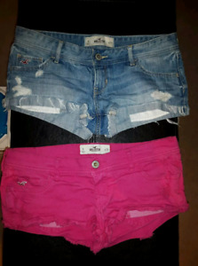 Ladies Hollister shorts