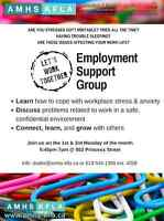 Employment Support Group -