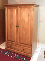 Maple  cabinet