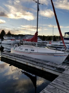 1977 Chrysler 26' Sailboat (Swing Keel)
